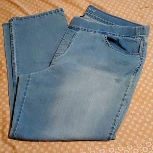 Avery Straight Leg Jeans